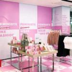TopShop 'dismantles feminism pop-up' - BBC News